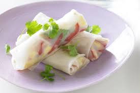 rice paper wrap rice paper rolls
