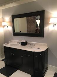 Black Bathroom Vanity With Sink by How To Integrate A Black Vanity Into The Bathroom Without Overdoing It