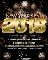 how 2 events 50 years sofrito new years 2018 just money promotions get on nyc