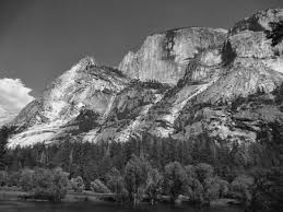 ansel adams yosemite and the range of light poster tribute to the poet of grayscale take to the highway