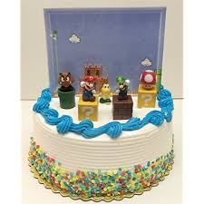 mario birthday cake mario cake decorations