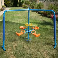 ironkids four station filled merry go hayneedle