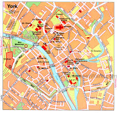 map of new york city with tourist attractions york map
