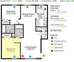 home security design home security systems brochure template