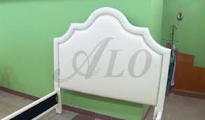 how to upholster a headboard with decorative nails alo how to upholster a headboard with decorative nails alo upholstery youtube