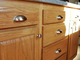 kitchen cabinets kitchen cabinet hardware knobs or handles image