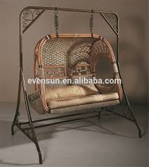 Rattan Swing Bench Rattan Swing Rattan Swing Suppliers And Manufacturers At Alibaba Com