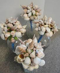 wedding bouquets with seashells florist friday recap 6 22 6 28 summer weddings