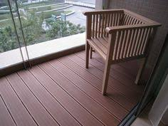 routing groove composite deck board stagger wood flooring by a