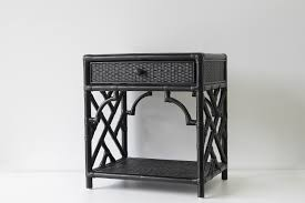 Bedside Table Ls Chippendale Bedside Table Naturally Rattan And Wicker Furniture