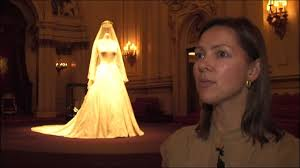 the royal wedding dress a story of great british design youtube