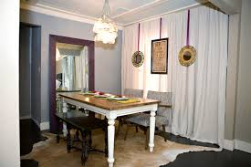 Eclectic Dining Room Tables Eclectic Dining Room Kara Paslay Design