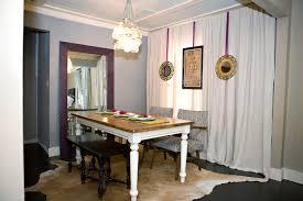 eclectic dining room kara paslay design