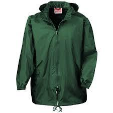 result mens lightweight waterproof windproof rain jacket at