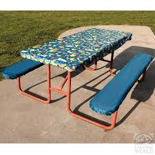picnic table cover set fitted vinyl picnic table covers spotthevuln com