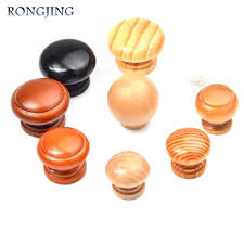 online get cheap wooden mushroom knobs aliexpress com alibaba group