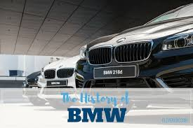 the history of bmw cars history of bmw