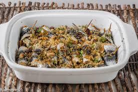 cuisine sicilienne recette recettes de cuisine sicilienne par kilometre 0 sardines farcies à