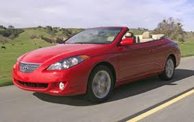 convertible toyota camry 2006 toyota camry solara information and photos zombiedrive