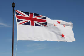 Flag New Zealand Navy U0027s White Ensign To Fly On Auckland Harbour Bridge Ministry