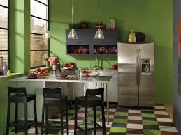 Kitchen Without Cabinets Paint Kitchen Cabinets Without Sanding Glass Shades Gold Colored