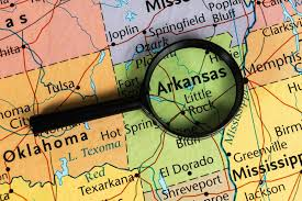 map of arkansas historical city county and state maps of arkansas
