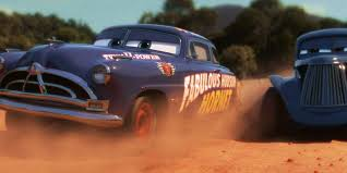 Wildfire 3 Wheel Car Review by That Really Is Paul Newman Riding Again As Doc Hudson In U0027cars 3 U0027