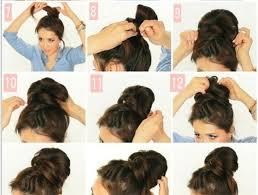 hair buns bun hacks tips tricks hair styles for lazy how to