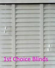 Made To Measure Venetian Blinds Wooden Excel Plastic Curtains U0026 Blinds Ebay