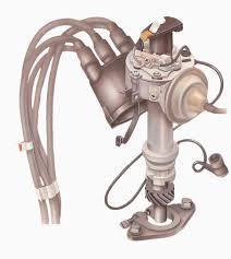 removing and refitting the distributor how a car works