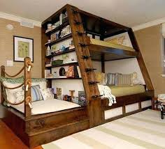 Built In Bunk Bed Built In Bunk Bed Ideas Zauto Club