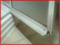 Shower Door Bottom Sweep With Drip Rail Aluminum Door Aluminum Door Drip Edge