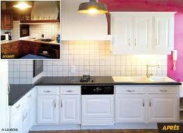relooker sa cuisine en chene rénovation de cuisine relooking de meuble isère et rhône