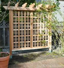 Backyard Privacy Screen by Build Your Own Backyard Privacy Screen Google Search I Love