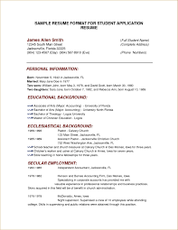 Desired Position Resume Examples Proper Resume Format Starengineering