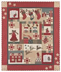 the night before christmas applique quilts patterns