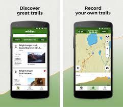 scout gps apk wikiloc outdoor navigation gps apk version 2 7 16