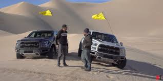 Watch Motor Trend Thrashes An F 150 Raptor Ford Authority