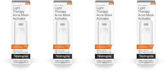 neutrogena light mask activator will sell out neutrogena light therapy acne mask activator 30