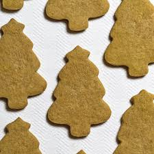 green tea matcha christmas tree cookies recipe saveur
