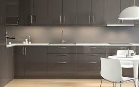 ikea high gloss kitchen cabinets ikea ringhult gloss grey kitchen cabinet doors and drawer