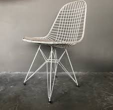 wire chair wire chair dkr2 vitra charles u0026 ray eames chairs