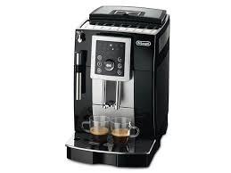 espresso coffee espresso cappuccino machine magnifica s ecam23210sb by de u0027longhi