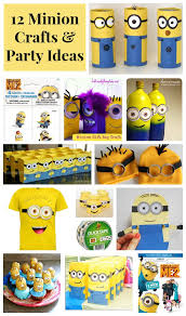 minion gift bags 12 despicable me minion crafts party ideas thesuburbanmom