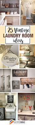 Laundry Room Decor Ideas 25 Ways To Give Your Laundry Room A Vintage Makeover Vintage