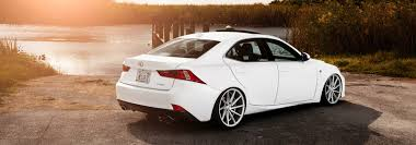 2014 Lexus Is250 Now On Vossen Cv T Vossen Wheels