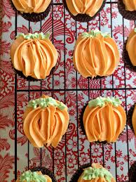 easy pumpkin cupcake idea can u0027t wait til the fall season baked