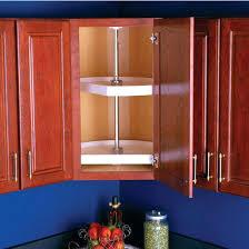 corner kitchen cabinet lazy susan lazy susan for kitchen cabinets diameter polymer d shaped lazy for