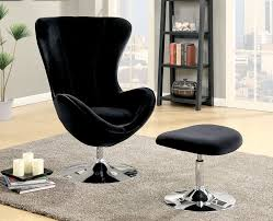Black Accent Chair Black Modern Accent Chair Set
