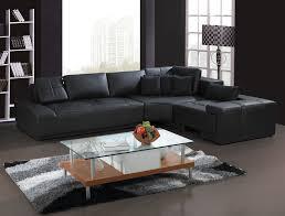 Black Leather Sofa Interior Design Living Room Deluxe Design Black Leather Sofa White Living Room
